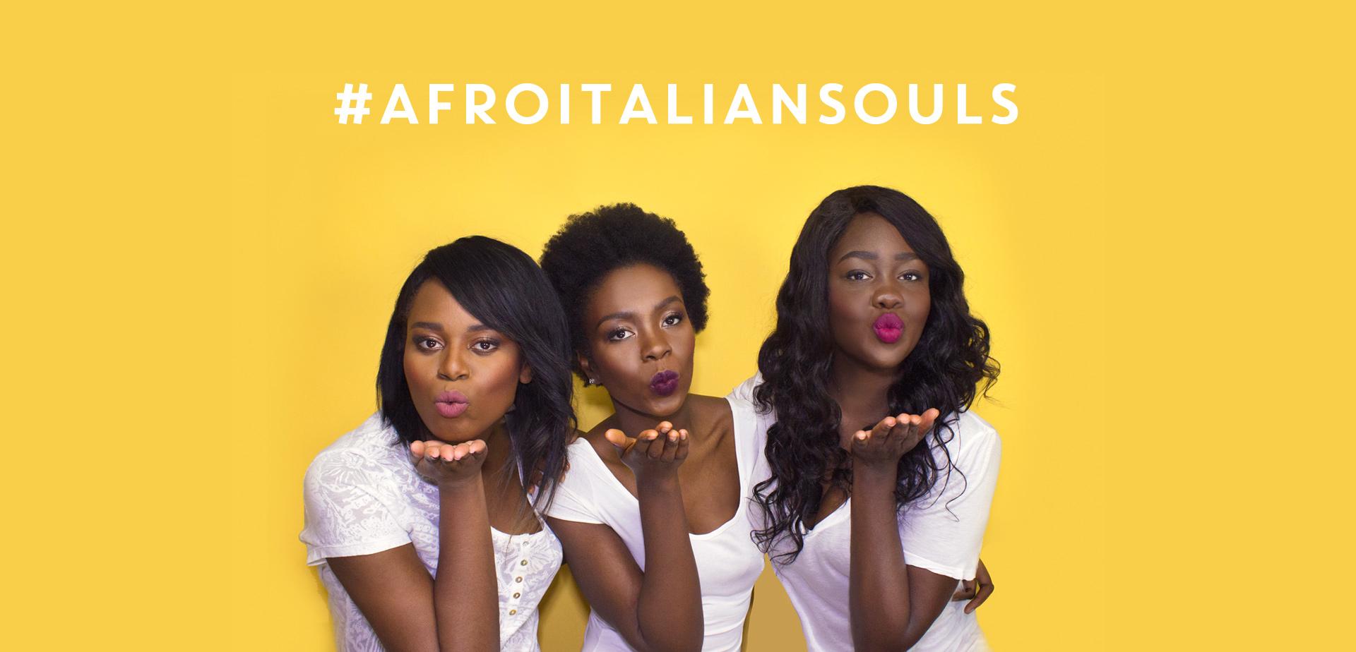 AFROITALIAN-SOULS hashtag