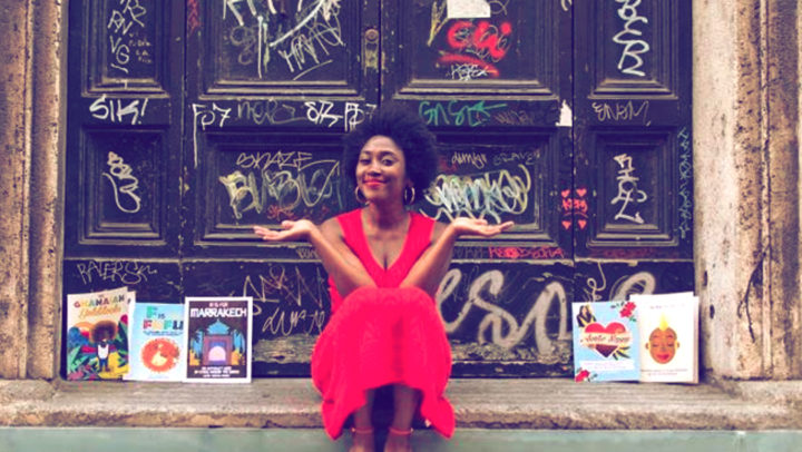 'Black Girls in Rome'. Serie web di Tamara Pizzoli.