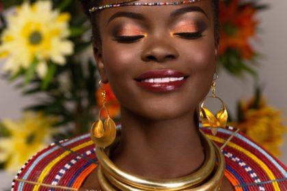 Ispirazione Spose Africane  Bridal Makeup
