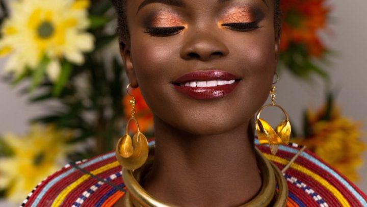 Ispirazione Spose Africane <br> Bridal Makeup