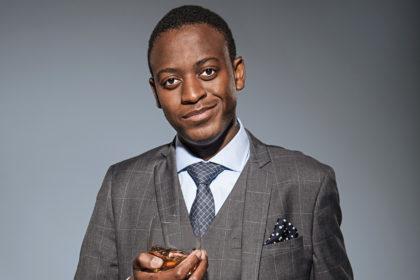 Ludwick Marishane  Un uomo di successo