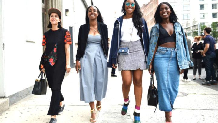 NYFW Spring 2016<br> Street Style