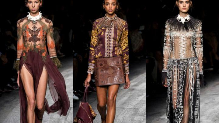 La settimana della moda parigina si arricchisce di Africa con Valentino.